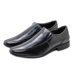 Sapato Social Masculino em Couro Pipper 90213 Preto - 607