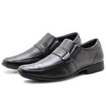 Sapato Social Masculino em Couro Pipper 55305 pc Café 327