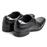 Kit 4 em 1 Sapato Social em Couro Rafarillo 3401100 Preto 331