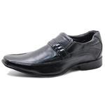 Kit 4 em 1 Sapato Social em Couro Rafarillo 3401300 preto 333