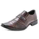 Sapato Social Masculino 73092cb Marrom 306
