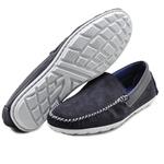 Mocassim Masculino Sapato de Franca 1600 Preto 308