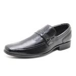 Sapato Social Masculino em Couro 61506 Preto 328