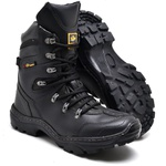 Bota Motociclista Stop Boots - R48 - Preto - 1093