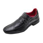 Kit 6x1 3 Sapatos Sociais + Cinto + Meia + Calçadeira Zarato 613