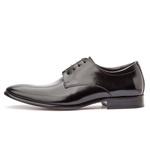 Sapato Social Masculino em Couro Preto
