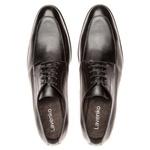 Sapato Brogue Em Couro Ref-2967 Preto