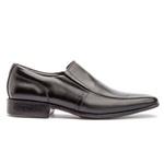 Sapato Social Masculino Veneza Em Couro Ref-170 Preto