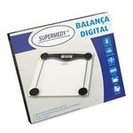 Balança Digital Glass Supermedy