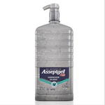 Álcool Gel Antisséptico 1,7kg Asseptgel Start