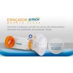 Espaçador Para Aerossol - Clear - G-tech