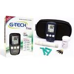 Kit Medidor De Glicose Free 1 G-tech