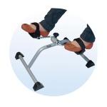 Mini Bike Ergométrica Pedalinho Cicloergômetro