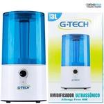 Umidificador De Ar Ultrassônico Allergy Free Hm G-tech 3l