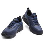 Tênis Masculino Academia e Caminhada 530 Azul/Preto