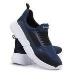 Tênis Masculino Academia e Corrida 550 Azul/Branco