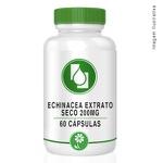 Echinacea Extrato seco 200mg 60 cápsulas
