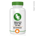 OmegaVie® Algae DHA 200mg 60cápsulas
