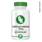 Cordyceps sinensis 350mg 60cápsulas