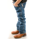 Calça Jeans Masculina King Farm Gold King Kids
