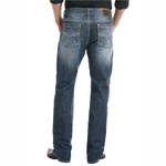 Calça Jeans Masculina Rock&roll Denim Double Barrel Relaxed Straight Leg