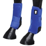Caneleira Classic Equine CLS102 Front Legacy Azul Royal