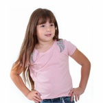 T-Shirt Feminina Zenz Western Kids Game