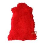 Pelego Natural De Carneiro Vermelho