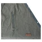Capa De Chuva Boiadeiro 1,65m Preta