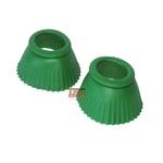 Cloche De Borracha Verde