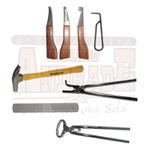 Kit Para Casqueamento Profissional 8 Peças