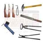 Kit Para Casqueamento Profissional 9 Peças