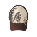 Boné Country Apache Marrom
