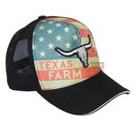 Boné USA Texas Farm