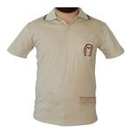 Camisa Mangalarga Masculina Bege