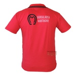 Camisa Mangalarga Masculina Vermelha