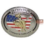 Fivela Country Rodeio EUA