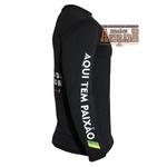 Camisa Termica Proteção UV Mangalarga Preto Masculino