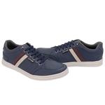 Sapato Casual Masculino Azul Marinho