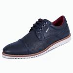 Sapato Oxford Masculino Azul