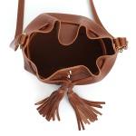 Kit de Bolsa Feminina Grande + Saco e Porta Óculos