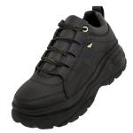 Tênis Feminino Dad Sneaker Buffalo Preto - Selten