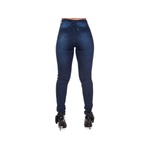 Calça Jeans Feminina Cintura Alta Empina Bumbum