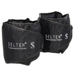 Peso Caneleira Tornozeleira 3 kg para Treino em Casa (o par) Fitness - Selten