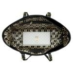 Kit de Bolsa Feminina com 2 Bolsas e Carteira Branca Dubai - Selten