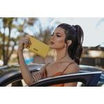 Kit de Bolsa Feminina Amarela com Carteira Havai - Selten