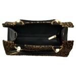 Kit de Bolsa Feminina Onça com Carteira – Selten