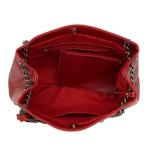 Kit de Bolsa Feminina Com 2 Bolsas e Necessaire Vermelha - Selten