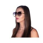 Óculos De Sol Feminino Hexagonal Selten