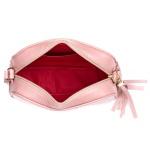 Kit 2 Bolsas De Ombro Redonda E Quadrada Pequena Rosa Selten